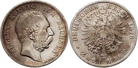 Kaiserreich Münzen Ankauf Dresden